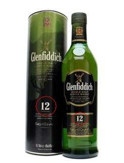 glenfiddich age