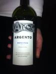 Argento Tasting 003